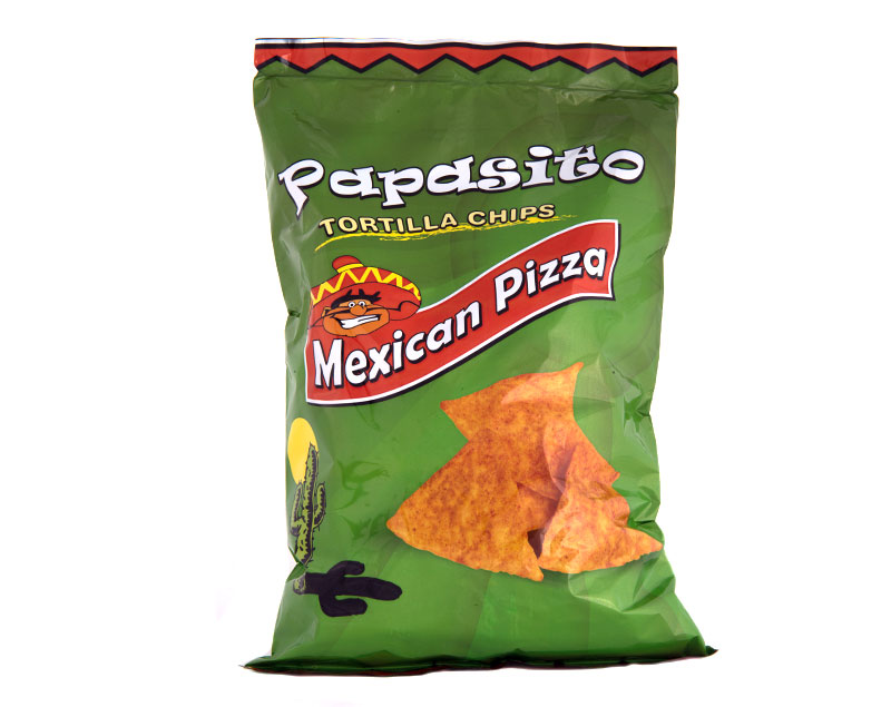 PAPASITO TORTILLA MEXICAN PIZZA CHIPS