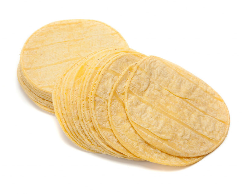 6'' CORN TORTILLA